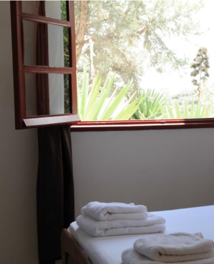 Chambre hotel domaine d'ambola